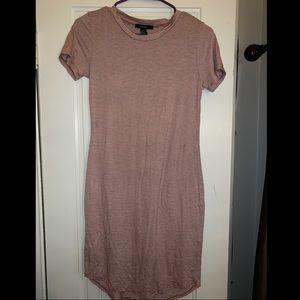 Forever 21 soft t shirt dress